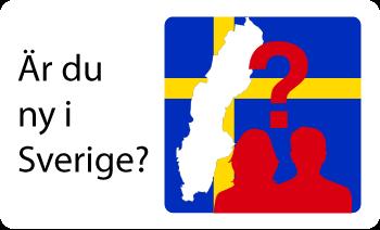 Är du ny i Sverige?