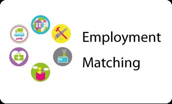 Employment matching