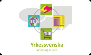 Knapp Yrkessvenska Service