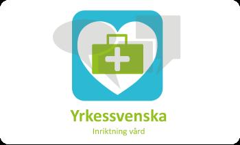 Knapp Yrkessvenska Vård